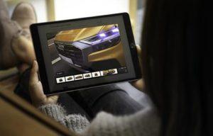 El configurador 3D de Audi