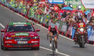 Skoda con la Vuelta