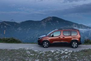 El nuevo Peugeot Rifter