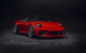 El nuevo superdeportivo de Porsche
