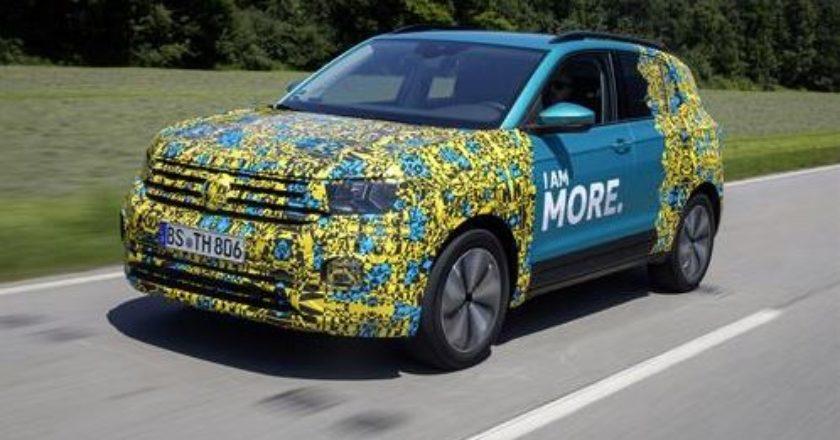 Volkswagen Navarra, T-Cross, Volkswagen, Navarra, serie 0
