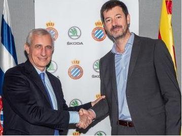 Skoda se convierte en vehículo oficial del Español