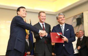 Acuerdo entre Seat, Volkswagen y Anhui Jianghuai