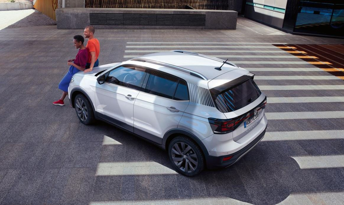 El nuevo T-Cross de Volkswagen