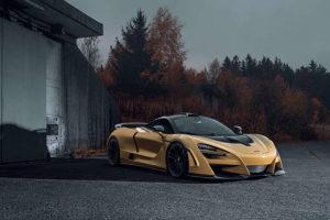 McLaren Novitec