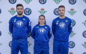 Alfa Romeo, patrocina el Betis