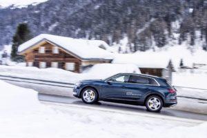 Audi electrificará Davos