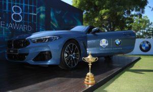 BMW patrocinador de la Ryder Cup