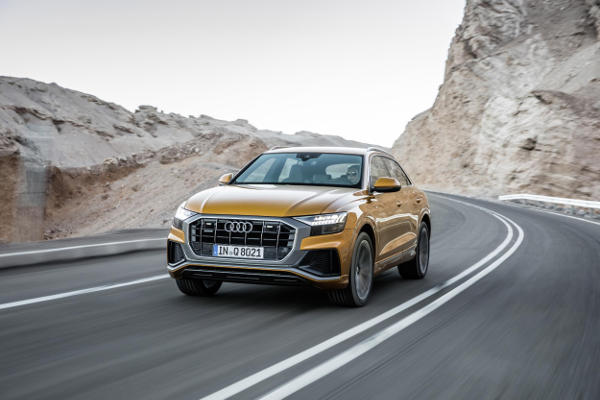 Foto: Audi Q8 V6