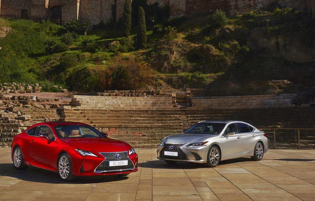 Lexus en Málaga