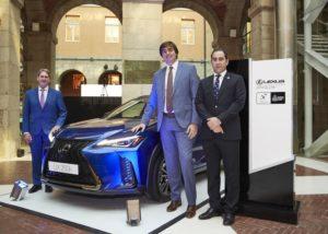 Lexus, patrocinador de la Davis Cup
