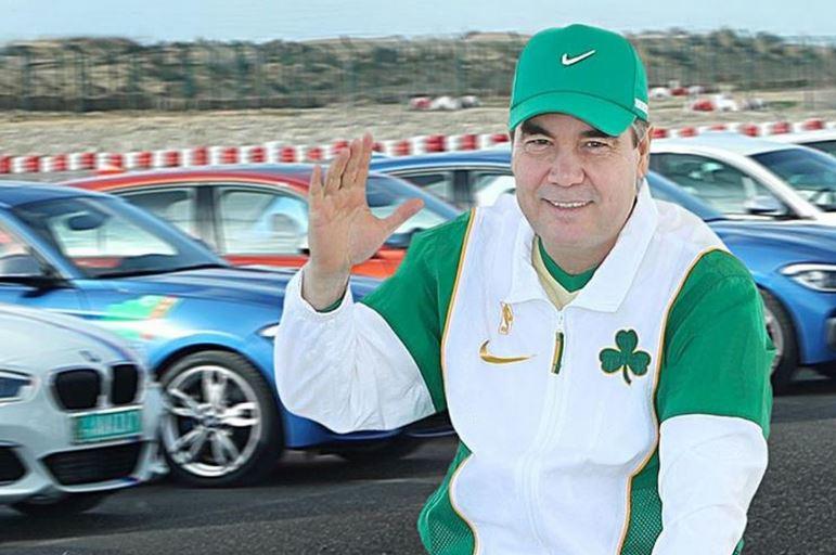 El Presidente de Turkmenistan
