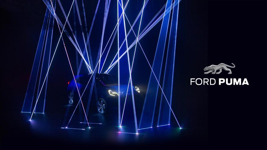 El nuevo Ford Puma