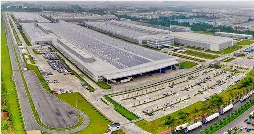 Fábrica de Volvo en China