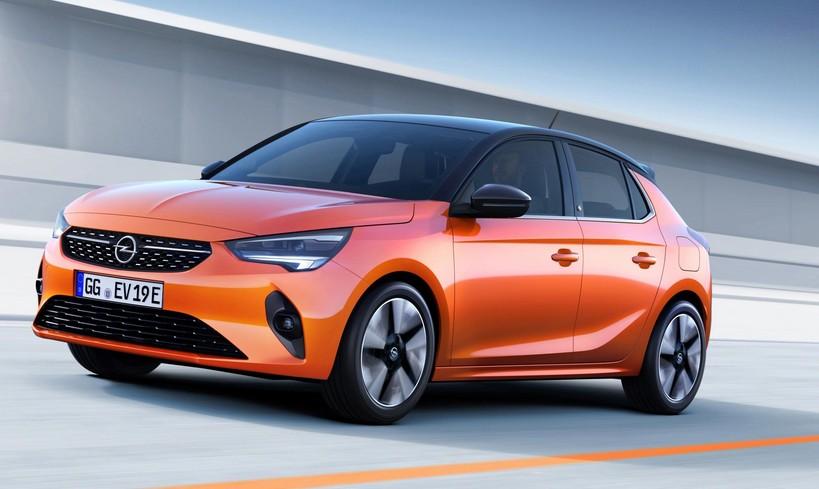 El Opel Corsa se electrifica