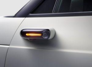 L'E-Honda incorporará retrovisores por cámara