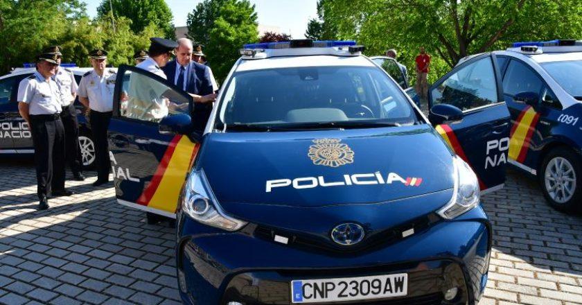 La Policía Nacional apuesta por la tecnología híbrida