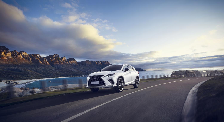 Foto: El todocaminos de Lexus