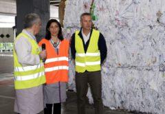El consumo energético de la fábrica de Vigo se ha reducido