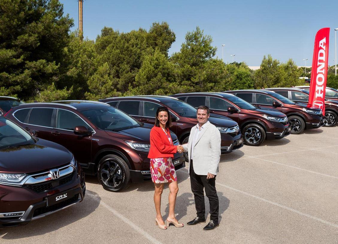 Honda y PortAventura, socios
