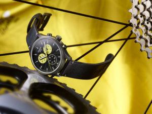 Tissot para amantes del ciclismo
