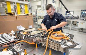 En Spartanburg se hacen baterías de cuarta generación