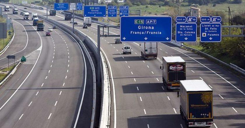 El tramo donde se harán pruebas de conducción automatizada