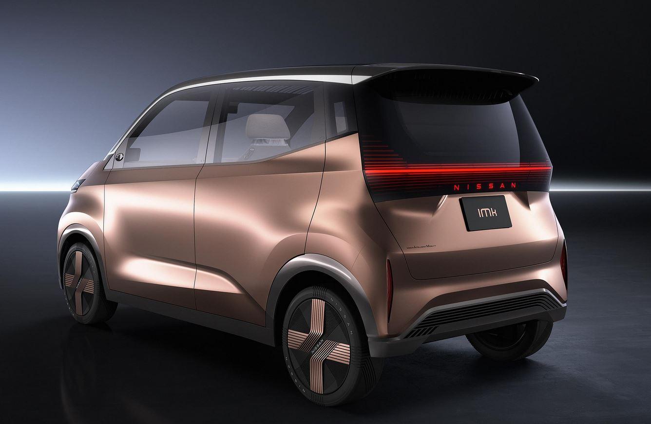 El Imk de Nissan