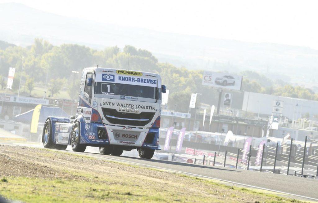 El Jarama acogió el Campeonato de España de Camiones