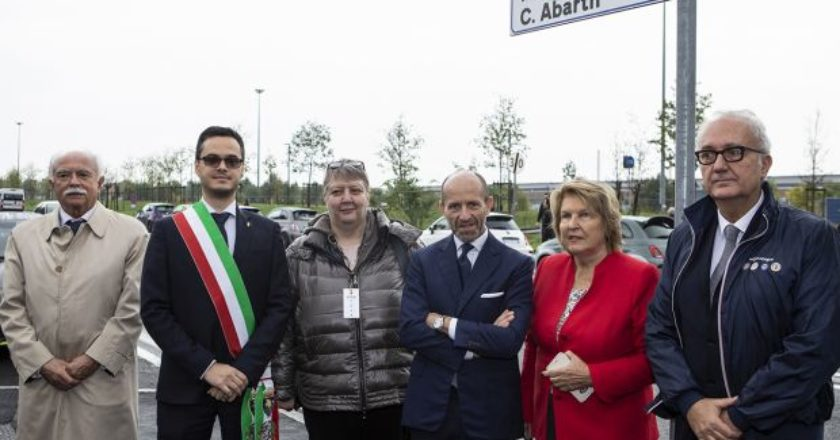 Carlo Abarth ya tiene calle en Turín