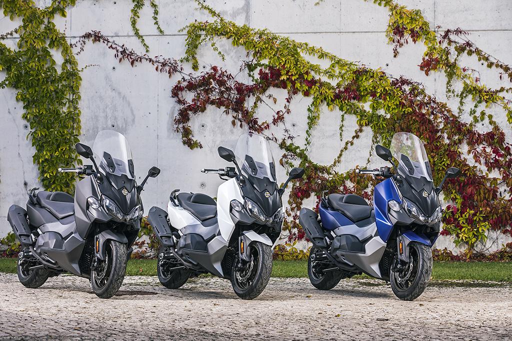 Tres moto Sym