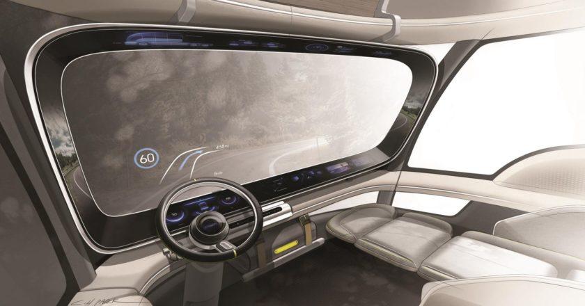 El camión eléctrico de Hyundai