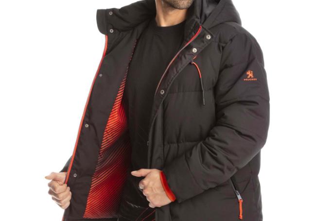 Una chaqueta de la moda creada inspirada en el 2008