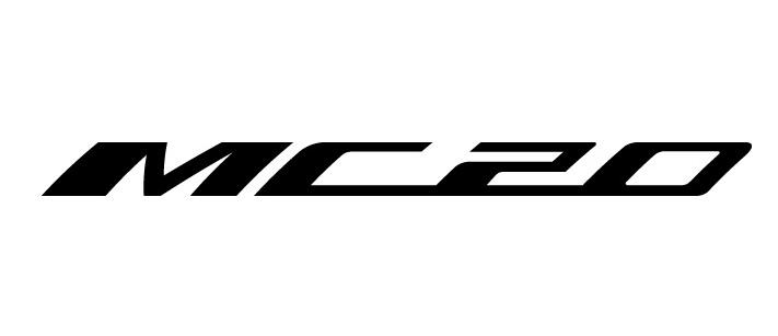 Logo del Maserati MC20