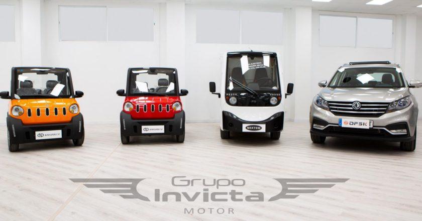 Gama de modelos Invicta en España
