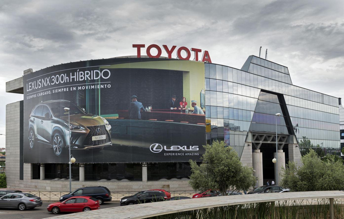 Toyota una de las empresas mas admiradas de EEUU