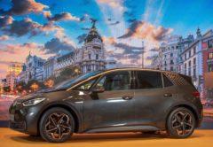 El nuevo Volkswagen ID.3 presentado recientemente en Madrid