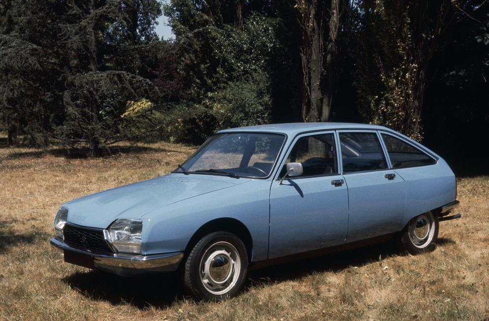 El Citroën GS de 1970